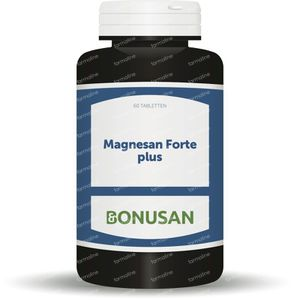 Magnesan forte plus 60 tabletten
