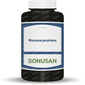 Bonusan Mucuna Pruriens 200 pièces