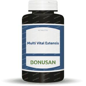 Bonusan Multi Vital Extensis 90 comprimés