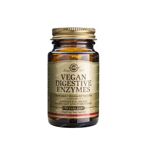 Solgar Vegan Digestive Enzymes 50 tabletten