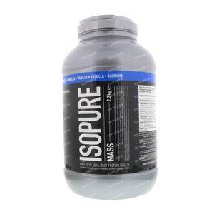 Isopure Mass Vanille 2,20 kg