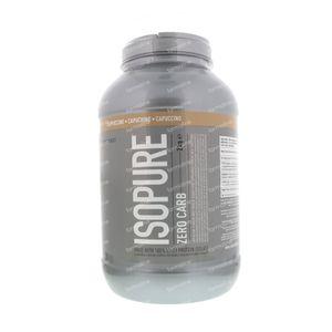 Isopure Zero Sugar Cappuccino 2 kg