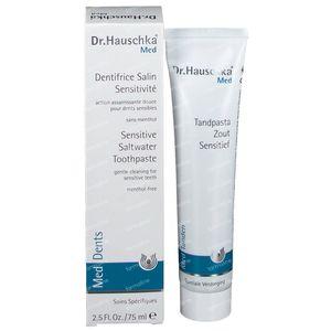 Dr. Hauschka Med Tandpasta Senisitief Zoutwater 75 ml