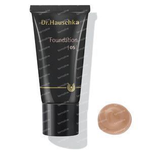 Dr. Hauschka Foundation 05 30 ml