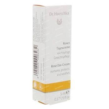 Dr. Hauschka Crème De Jour à La Rose Mini 5 ml