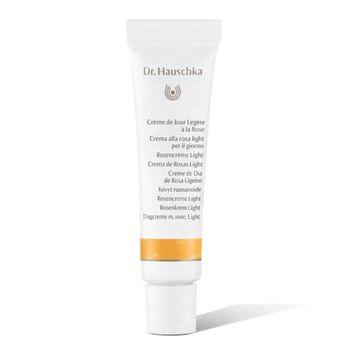 Dr. Hauschka Mini Crème De Jour Légère à La Rose 5 ml