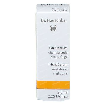Dr. Hauschka Sérum Tonifiant Nuit Mini 2,5 ml