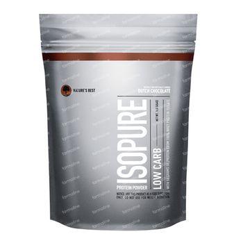 Isopure Zero Sugar Chocolade 500 g