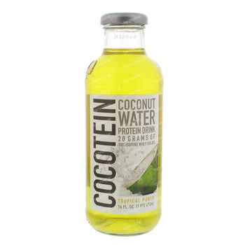 Cocotein Coconut Water Protein Tropical Punch 20g 5640 ml