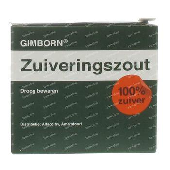 Gimborn Zuiveringszout 125 g