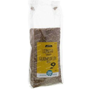 Terrasana RAW Graines De Lin Cassé 400 g