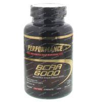 Performance BCAA 6000 100  tabletten