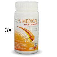 XL-S Medical Max Strength Voordeelpakket 3x120  tabletten