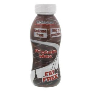 Performance Protein Max Chocolade 12x310 ml