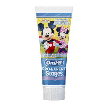 Oral B Tandpasta Stages Mickey/Minnie 75 ml