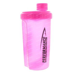 Performance Drinking Bottle Pink 700 ml