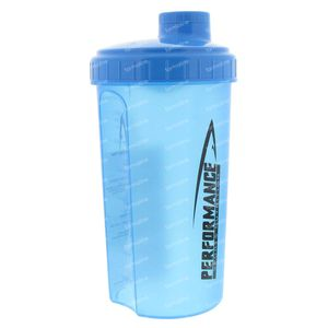Performance Drinking Bottle Blue 700 ml