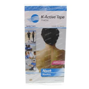 K-Active Tape Precut Nek Beige 1 item