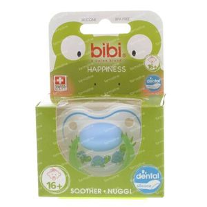 Bibi Pacifier Collection Play With Us 2015 +16 Months 1 St