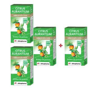 Arkocaps Citrus Aurantium Promopack 3 + 1 GRATIS 180 St Capsules