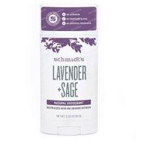 Schmidt's Natural Deodorant Lavande et Sauge 92 g