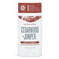 Schmidts Natural Deodorant Cedarwood and Juniper 92 g