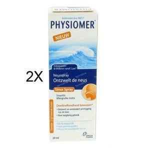 Physiomer Sinus Pocket Spray 1 + 1 GRATIS 40 ml