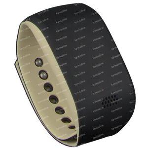Zembro Personennotruf Armbanduhr Modern Schwarz 1 st