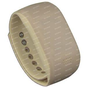 Zembro Personenalarm Horloge Discreet Beige 1 stuk