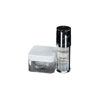 Filorga Time-Filler Pack Rides Correction + Time Zero Serum 50+30 ml
