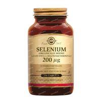 Solgar Selenium 200 mcg 250  tabletten