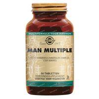 Solgar Man Multiple 60  tabletten