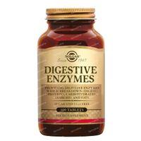 Solgar Digestive Enzymes 100  tabletten