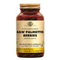 Solgar Saw Palmetto Berries 100  capsules