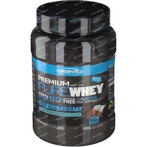 Performance Premium Pure Whey Caribbean Chocolate 900 g