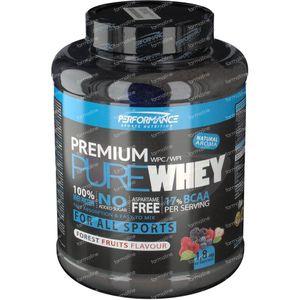 Performance Premium Pure Whey Waldfrüchte 1800 g