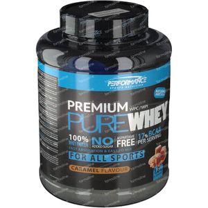 Performance Premium Pure Whey Karamell 1800 g