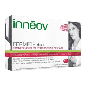 Innéov Strengthening 45+ 1+1 For FREE 2x40 capsules