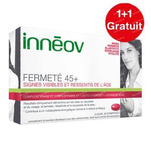 Innéov Fermete 45+ 1+1 GRATUIT 2x40 capsules