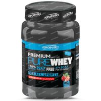 Performance Whey Protein Isolate Aardbei 900 g