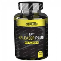 Performance Fat Releaser Plus 120  tabletten