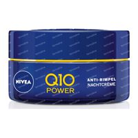 Nivea Q10 Plus Anti-Rimpel Nachtcreme 50 ml