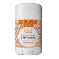 Ben & Anna Natürliches Deo Stick Vanilla Orchid 60 g