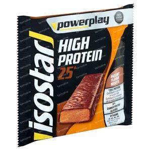 Isostar High Protein Sport Bar Hazelnoot 3-Pack 3x35 g