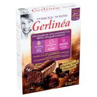 Gerlinéa Mijn Maaltijd Repen Intense Dark Chocolate 12x31 g