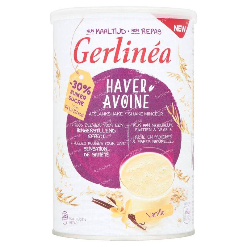Gerlinéa Mon Repas Shake Minceur Avoine Vanille 420 g ...