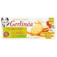 Gerlinéa Ma Pause Biscuits Vanille & Citron 8x3 pièces