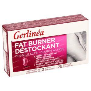 Gerlinéa Fat Burner Dubbele Actie 28 tabletten