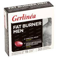 Gerlinéa Fat Burner Men 30  tabletten