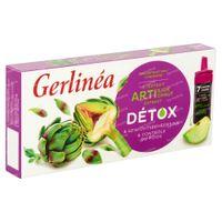Gerlinéa Detox Shot Artisjok met Appelsmaak 7x10 ml